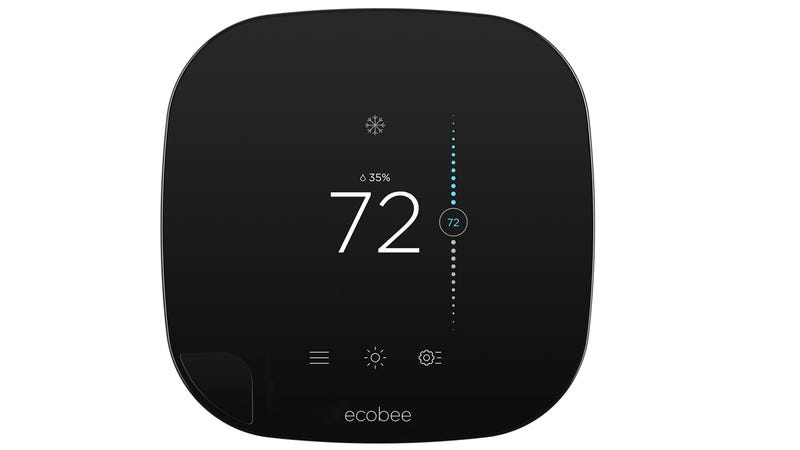 Illustration for article titled You Can Buy a HomeKit-Friendly Thermostat Starting Today
