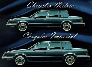 Illustration for article titled It's No Wonder The Chrysler Metric Never Caught On