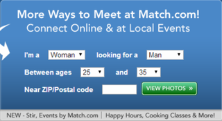 Illustration for article titled I wish all these new Match.com person-in-the-street commercials would be more honest