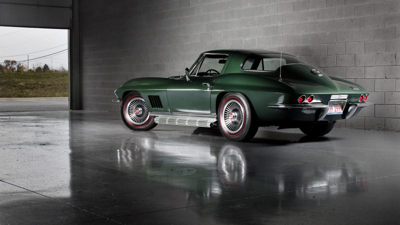 The Second Generation Corvette Sting Ray Remains Most Iconic And Influential Era Of GMs Sports Car This Great Photo From Zachary Hansen Clearly