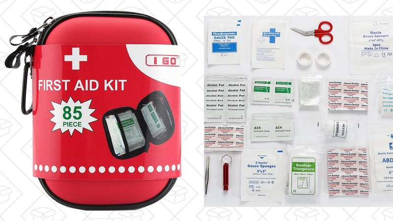 First Aid Kit, $8