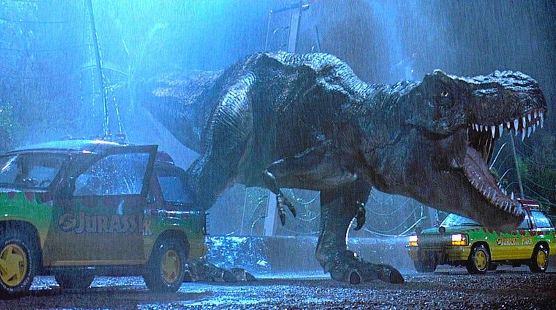 Jurassic Park tenía un final diferente que nunca llegó a las salas de cine