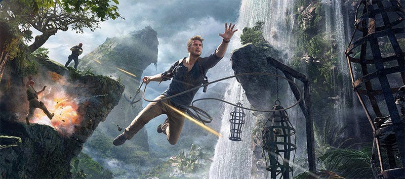 Illustration for article titled Uncharted 4 Copies Stolen 'While In Transit', Sony Working With Police