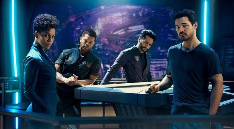 Your prayers have been answered. The Expanse is likely coming back thanks to Amazon