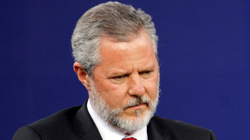Illustration for article titled Liberty University Board Concerned Falwell's Corruption Risks Undercutting College's Mission Of Subjugating Women And Gay People