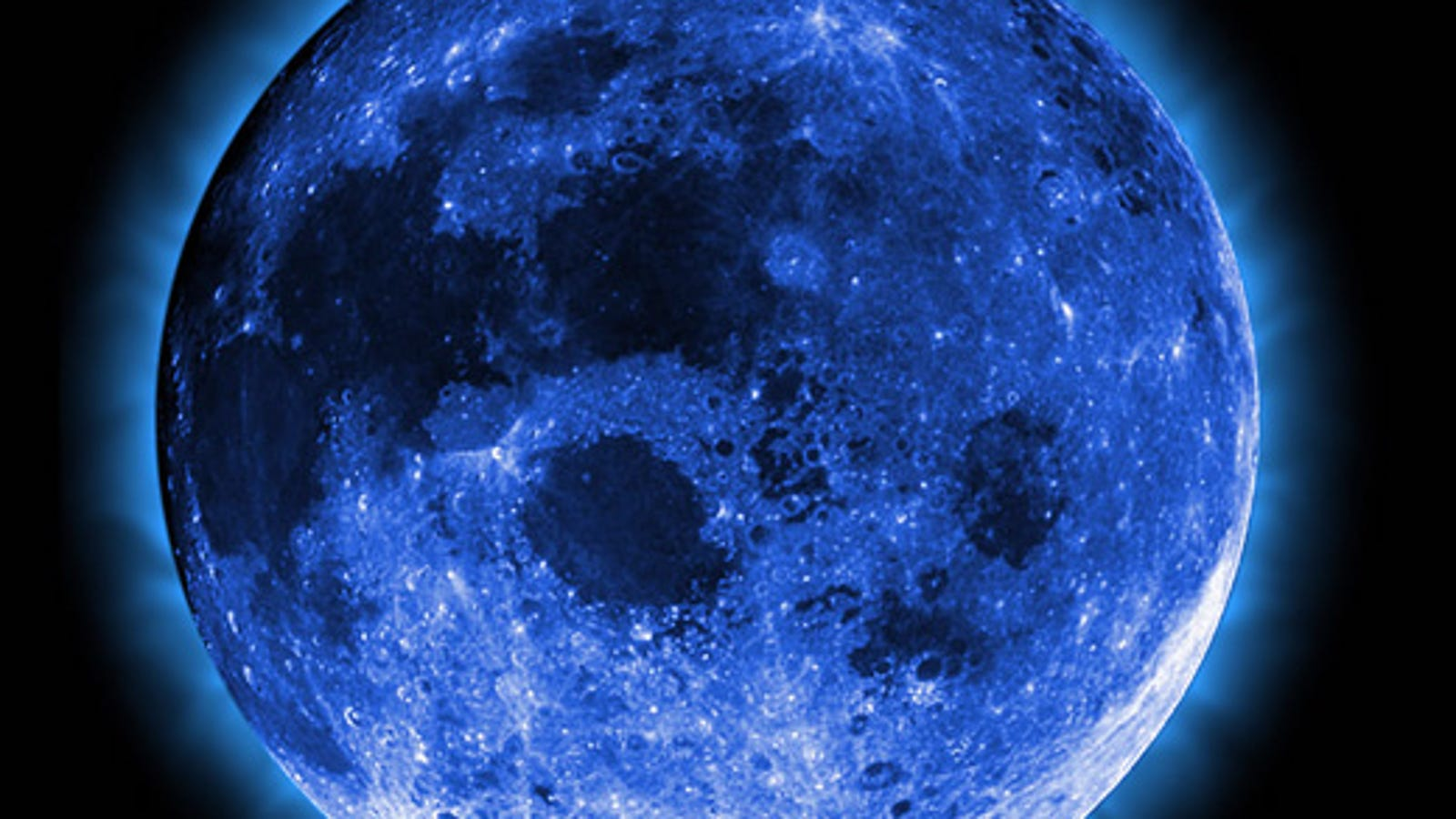 This New Year's Eve Brings the Rarest Blue Moon of All  This New Year&#...