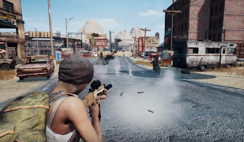 Playerunknown S Battlegrounds Desert Map: PUBG's Desert Map Makes The Game Feel New Again