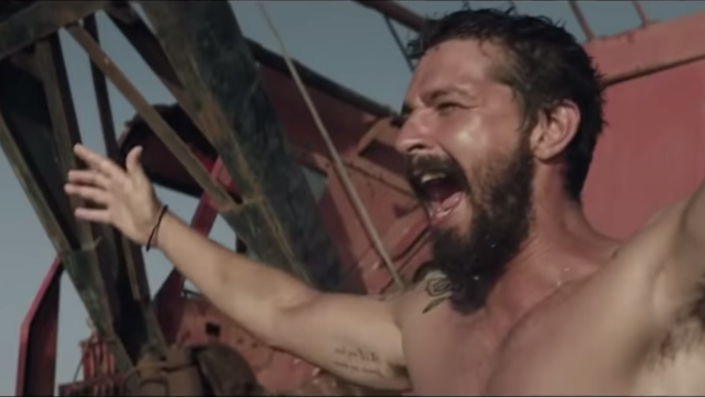Shia LaBeouf meets Mark Twain in the rousing trailer for SXSW breakout The Peanut Butter Falcon