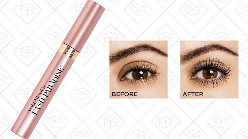 L'Oréal Paris Voluminous Lash Paradise Mascara | $6 | Amazon | Clip $3 coupon