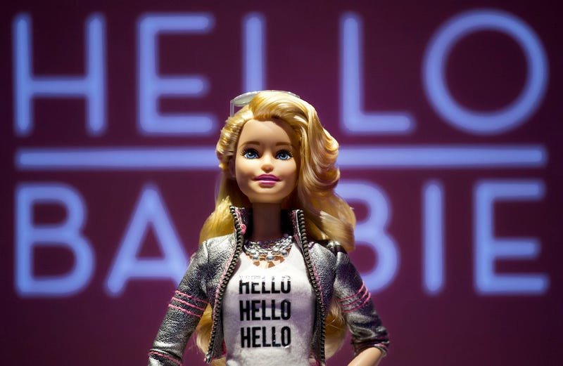 Illustration for article titled Big Brother Has Enormous Plastic Boobs: 'Hello Barbie' Can Spy on Kids