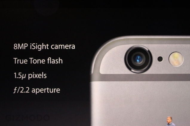 iPhone 6 Guts: A Screaming Processor and a Better Camera Than Ever