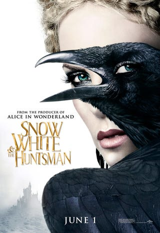 Illustration for article titled New Snow White and the Huntsman Posters