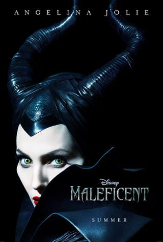 Illustration for article titled Maleficent teaser poster Yay or Nay?