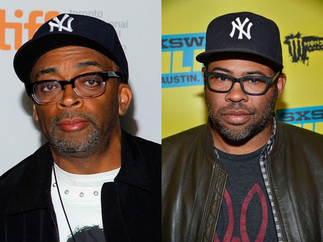 Spike Lee and Jordan Peele to team for thriller Black Klansman