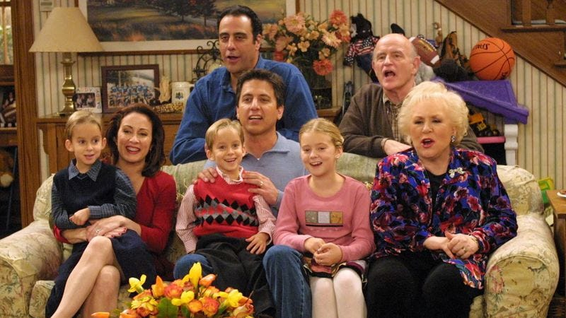 Illustration for article titled Everybody Loves Raymond is taking over the world, gets sixth international spinoff