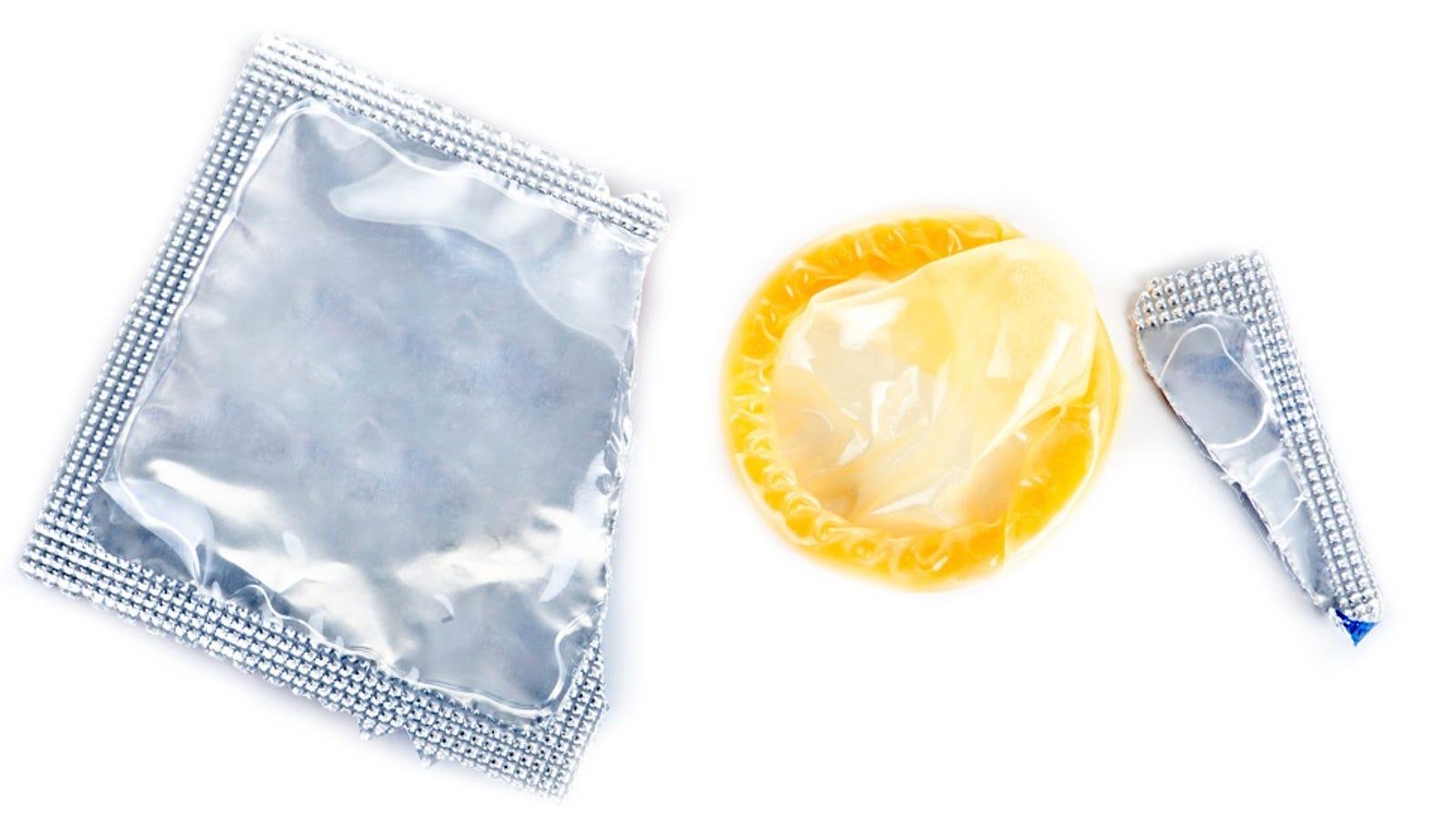 The strangest condoms 63