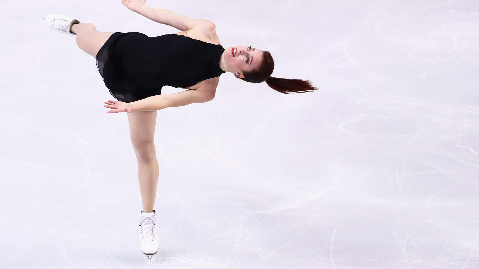 Why Is Ashley Wagner Apologizing For Her Sport In ESPN The Magazine's Body Issue?