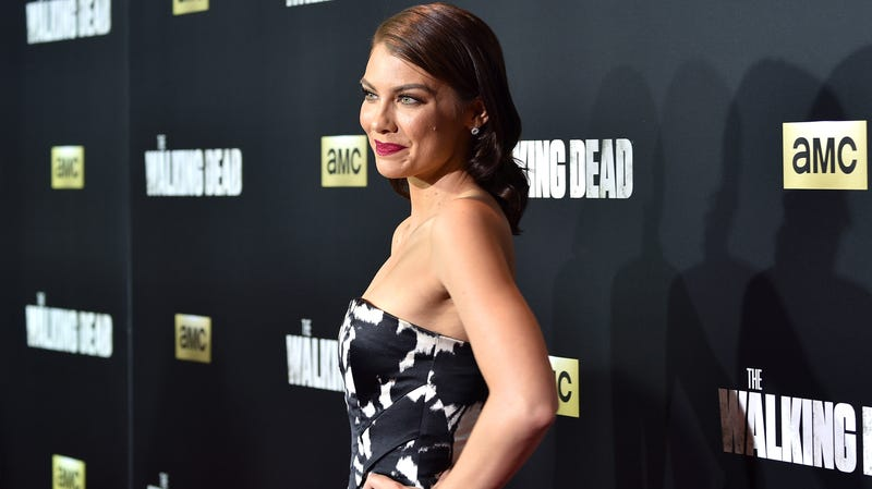 "Illustration for article titled The Walking Dead is currently ""working on"" bringing Lauren Cohan back"
