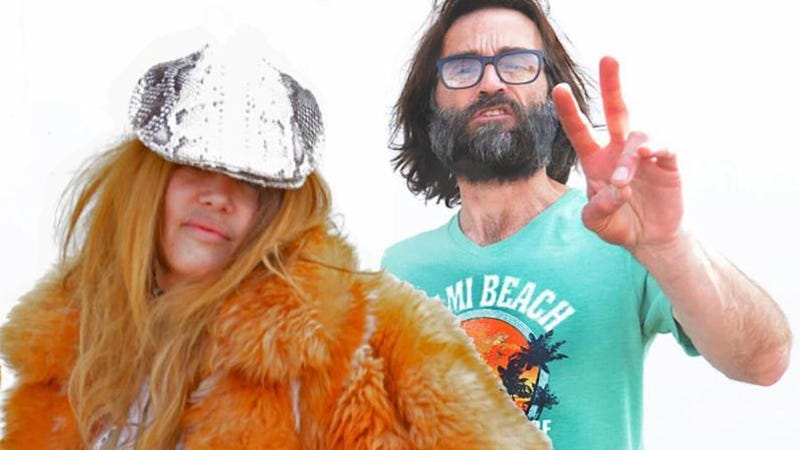 Illustration for article titled Royal Trux, who keep breaking up in interviews, assure you that they have not broken up
