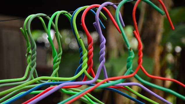 Can You Recycle Those Annoying Wire Hangers?