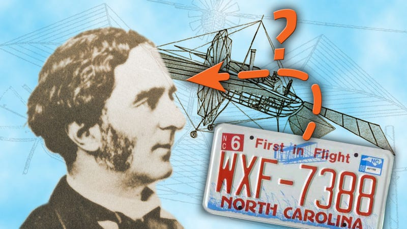 Illustration for article titled Did This Frenchman Beat The Wright Brothers To Powered Flight?