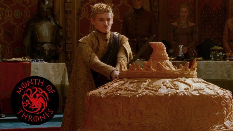 Illustration for article titled Forget The Red Wedding: Joffrey's nuptials are Game Of Thrones' true matrimonial disasterpiece