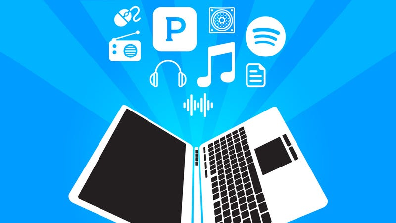 Illustration for article titled The Best Pandora (or Spotify) Stations for Great Music While You Work