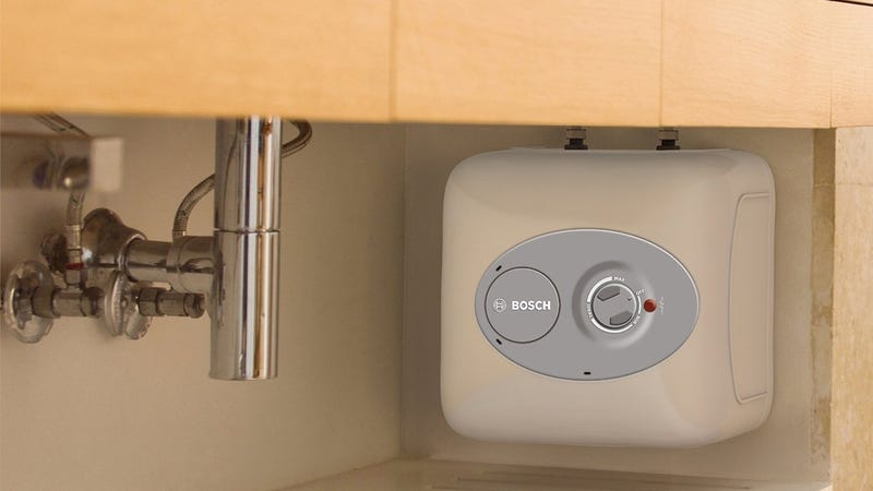 Bosch 2.7 Gallon Electric Mini-Tank Water Heater, $148 after $10 coupon