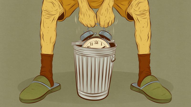 Las mayores pérdidas de tiempo que más se lamentan cuando envejecemos