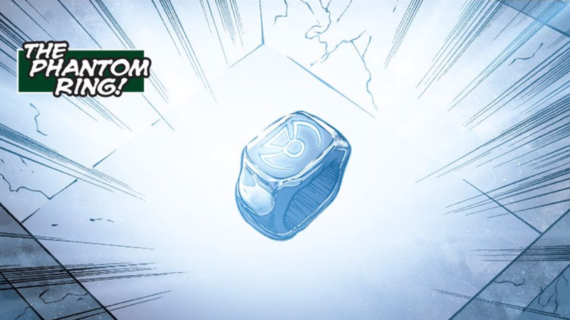 Illustration for article titled Meet the DC Universe's Newest Lantern
