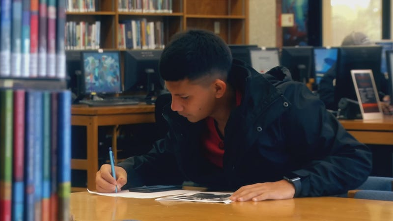 FUSION TV followed 20 year-old Jose during his first year of college for 'The Naked Truth: Undocumented on Campus,' which premieres Sunday, June 18 @ 9PM on FUSION TV.