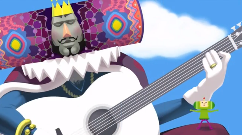 Illustration for article titled Ah, Hello, Prince: Katamari Damacy Is Coming To The Switch [Update]