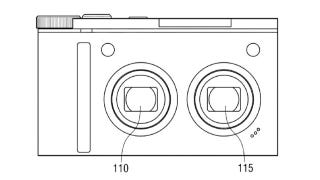 Illustration for article titled Two Lenses Will Fix Compact Cameras' Depth of Field, Proposes Samsung