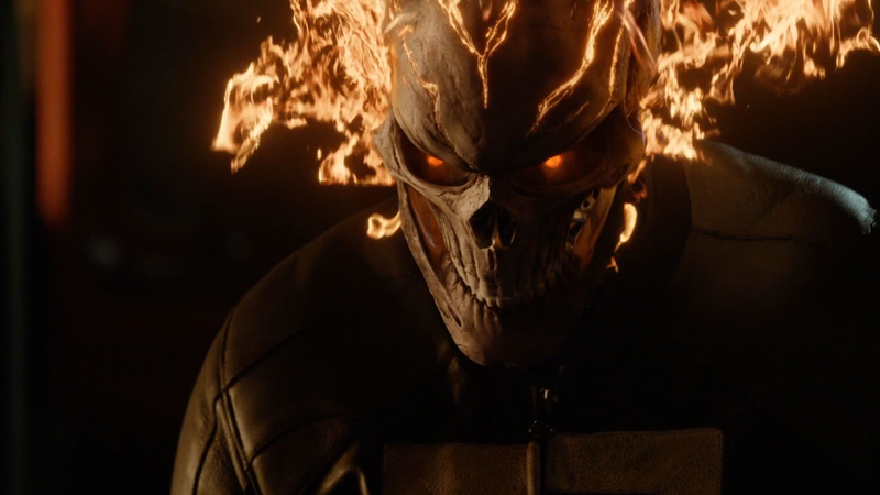Ghost Rider on Marvel's Agents of S.H.I.E.L.D.