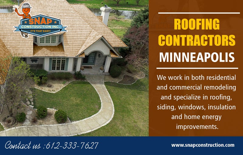 Illustration for article titled Roofing Contractors Minneapolis | Call us 6123337627 | snapconstruction.com