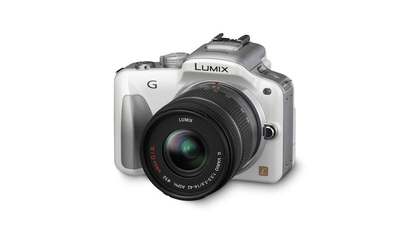 Illustration for article titled Panasonic's New Lumix G3 Snaps Snappier Shots (and Loves to Be Touched)