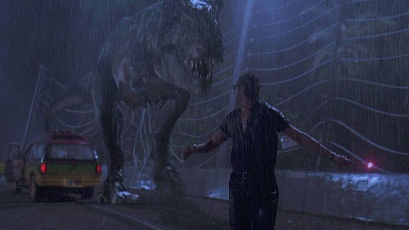 Screenshot: Jurassic Park