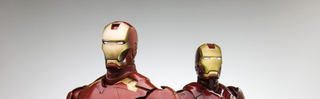 Illustration for article titled Japanese Iron Man 2 Statues Spoil Tony Stark's New Armor