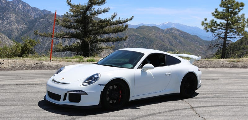 Illustration for article titled The Driven Experience Co: Renting a 991 GT3 in California