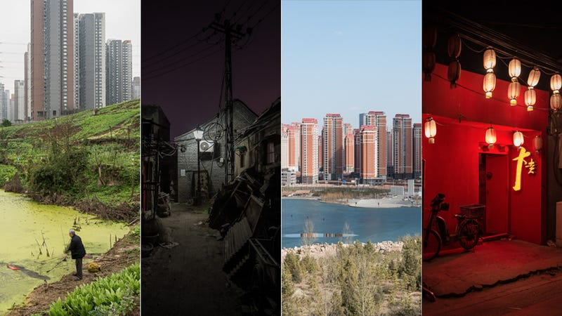 Illustration for article titled Hutong Vs. Highrise: A Photo Essay On China's Radical Urban Changes