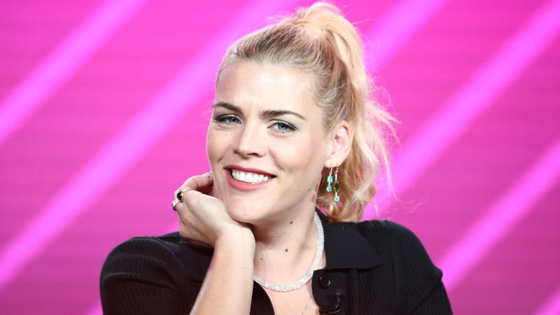 Illustration for article titled E! is dropping Busy Philipps' late-night show Busy Tonight