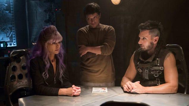 Future Man gets one last season on Hulu