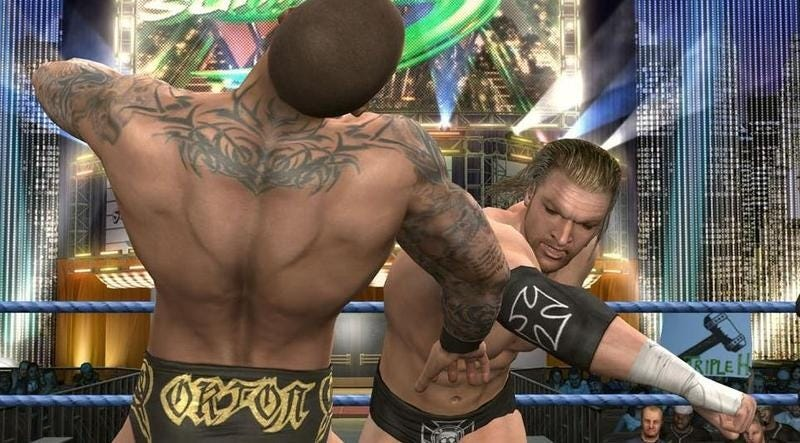 Illustration for article titled WWE Smackdown Vs. Raw 2010 Review: A Game For Smart People