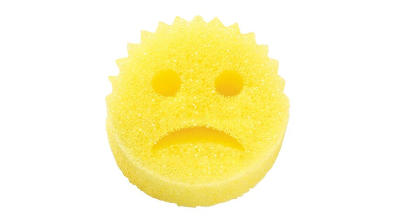Illustration for article titled Every Sponge Is Bad