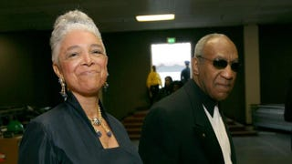 Camille Cosby and Bill Cosby in 2007Michael Buckner/Getty Images for NAACP