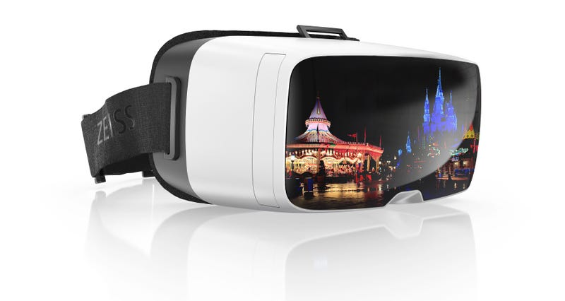 Illustration for article titled Lo próximo en realidad virtual: visitar Disney World sin salir de casa