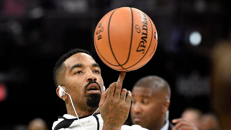 Illustration for article titled J.R. Smith Will Give Fan $600 For Tossing His Phone Into Construction Site