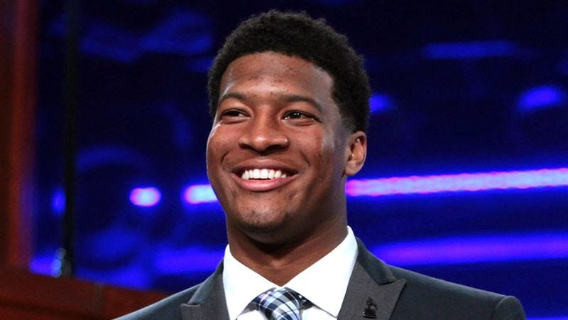 Illustration for article titled Jameis Winston Wows Teams With Ability To Tell Them Exactly What They Want To Hear