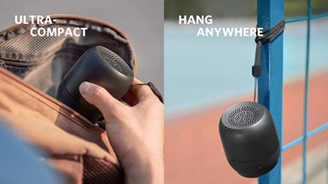 Anker SoundCore Ace A1 Bluetooth Speaker   $13   Amazon