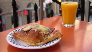 Illustration for article titled Mától a teraszon lehet reggelizni